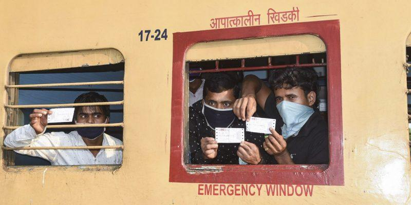 Migrant Workers Told To Pay For Own Tickets To Return Home In Shramik Trains