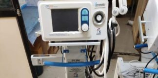 PMCARES Ventilators